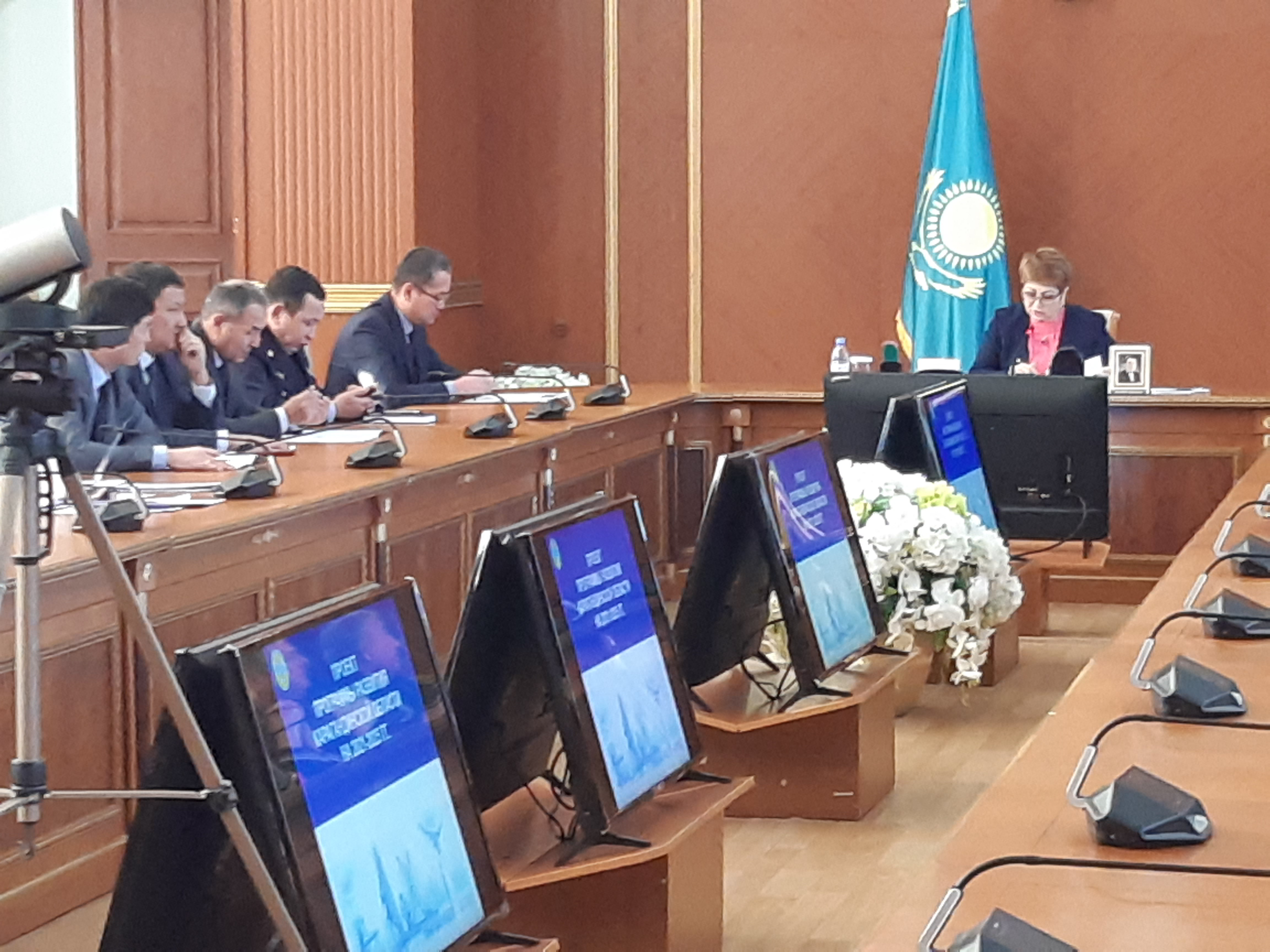 January 16, 2020 a meeting of the working group was held to develop proposals for developing a program for the development of the region for 2021 - 2025 in a new format.