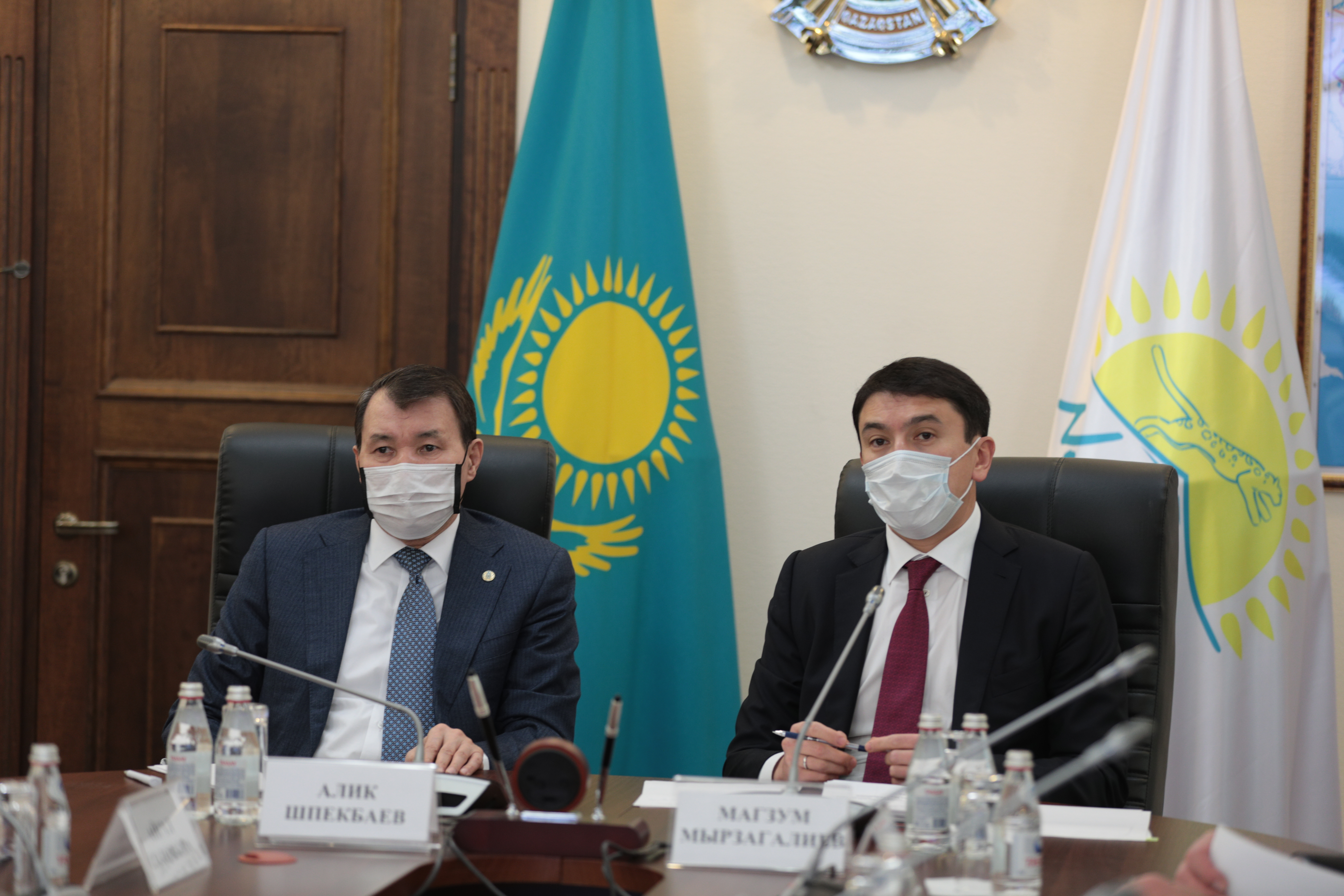 The Ministry of Ecology adheres to the principle of zero tolerance for corruption