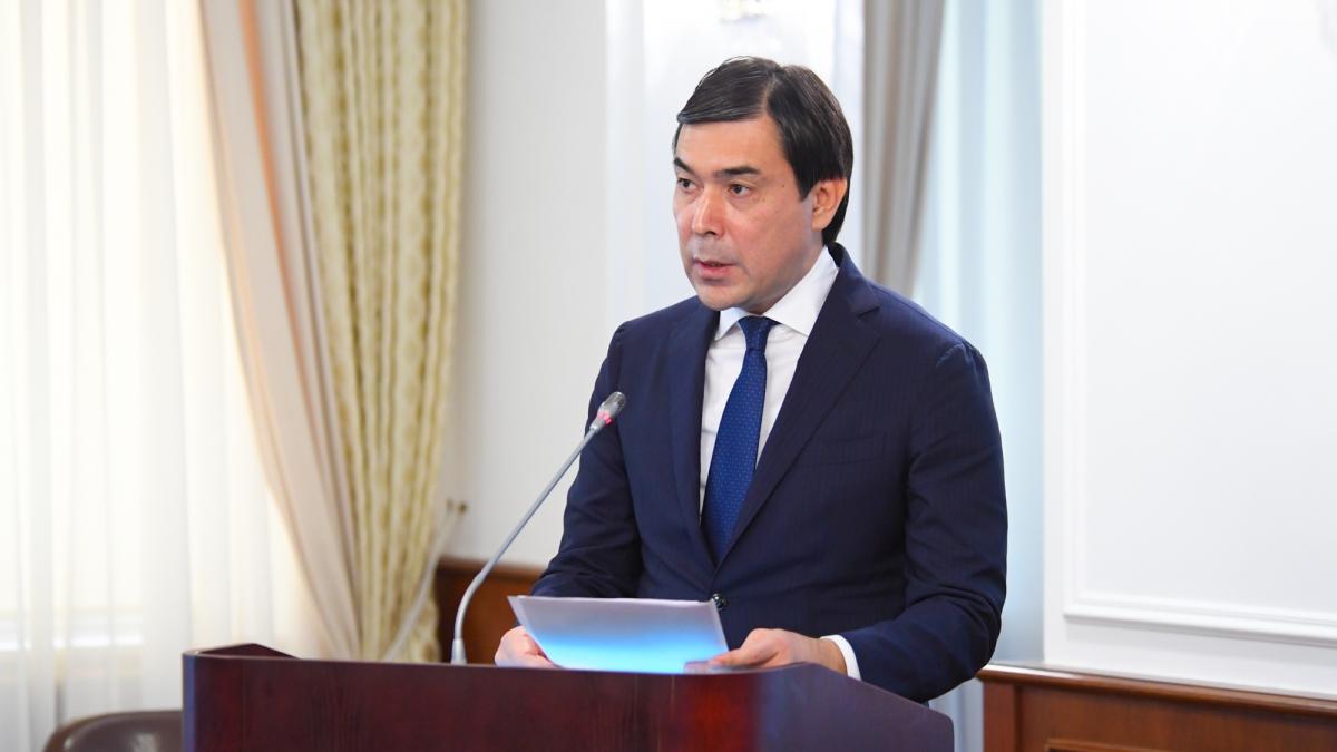 25.02.2020 Министерство Экономики  Казахстана сообщает об увеличении количества занятых в МСБ к 2025 году