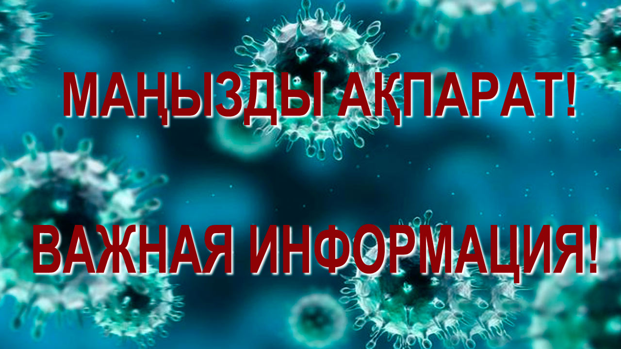 On measures to prevent the spread of the coronavirus infection (COVID-19) in the territory of East Kazakhstan region