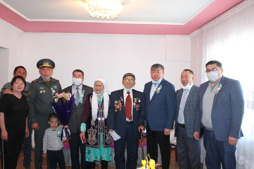 Assistance was provided to veterans of the great Patriotic war and home front workers.