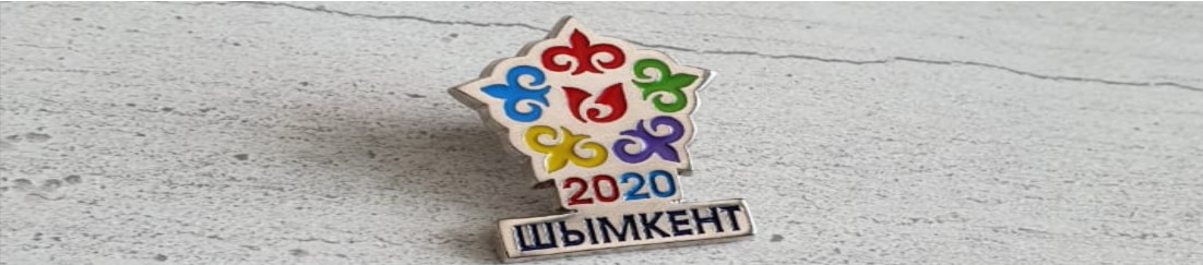 Production of souvenirs dedicated to the event «Shymkent – the cultural capital of the CIS-2020»