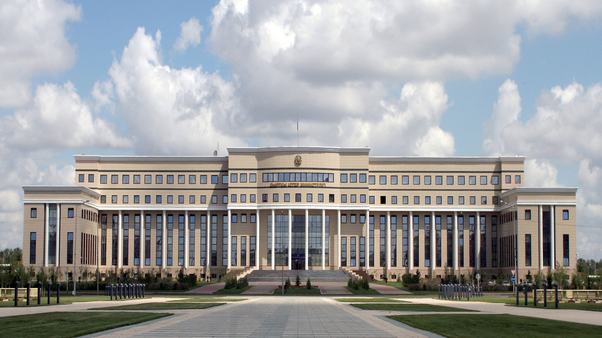Kazakhstan's Foreign Ministry's REMARKS on biological security issues