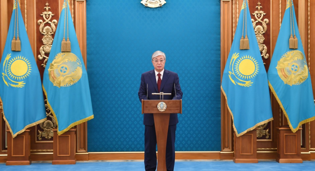"""Constructive public dialogue is the basis for stability and prosperity of Kazakhstan»"