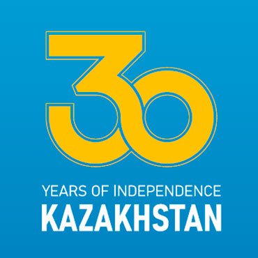 30 Years of independence Kazakhstan