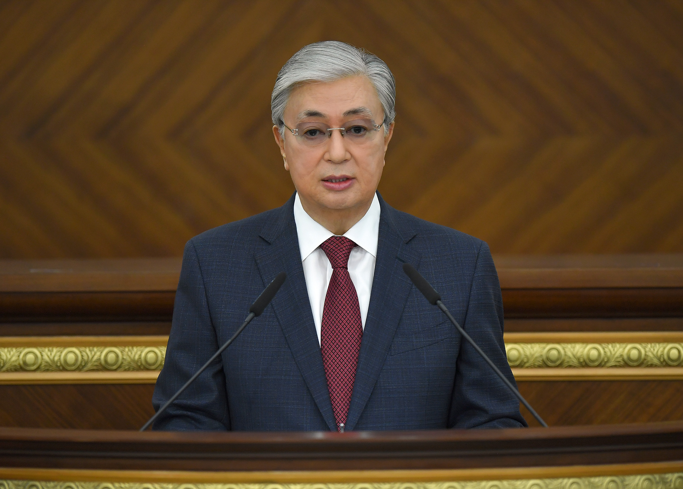 Statement by President Kassym-Jomart Tokayev at the opening of the first session of the Parliament of the Republic of Kazakhstan  of the seventh convocation