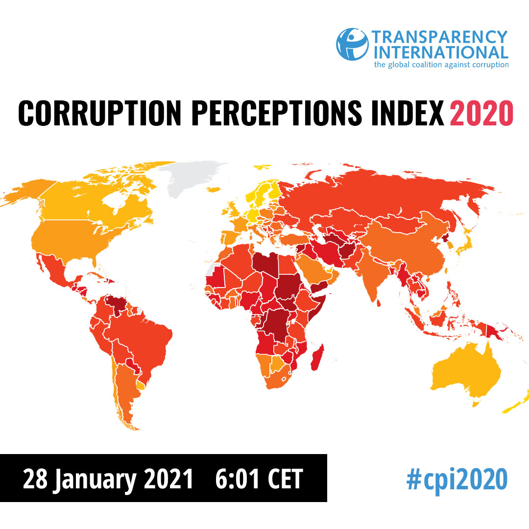 Kazakhstan has risen by 19 positions, gaining 38 points for the first time in the Corruption Perceptions Index