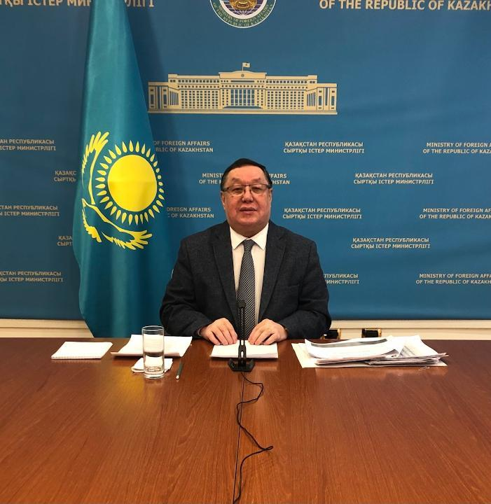 Draft Law on Public Control Discussed at Meeting of Dialogue Platform on Human Dimension under Ministry of Foreign Affairs of Kazakhstan