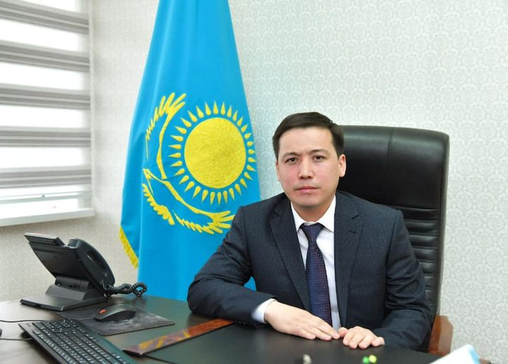 HEAD OF SHYMKENT CITY HOUSING DIRECTORATE HAS BEEN APPOINTED
