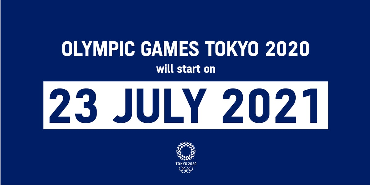 Information about the Tokyo Olympics