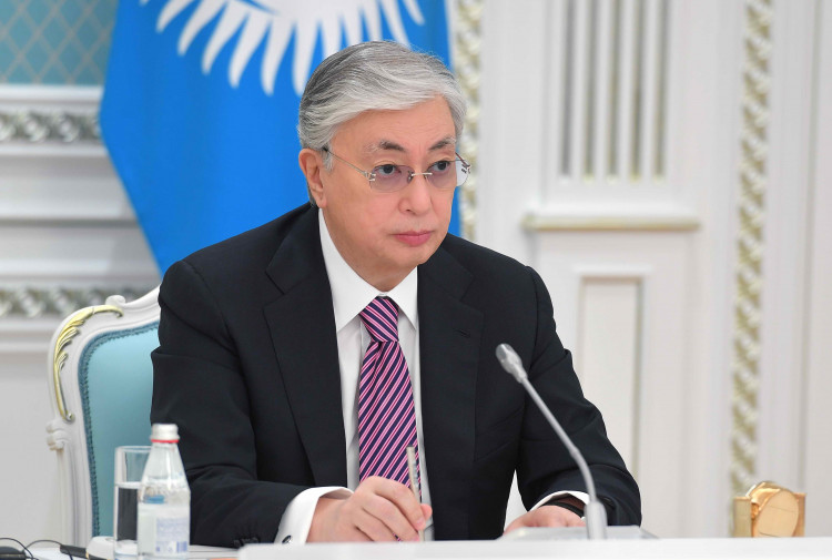 President of Kazakhstan Kassym-Jomart Tokayev took part in an informal summit of the Cooperation Council of Turkic-speaking States in an online format