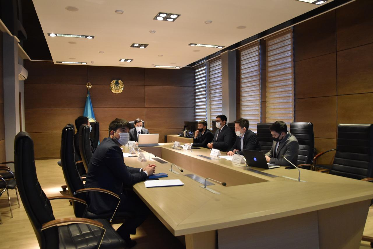 QazTrade held a meeting of the Regional Export Council of Shymkent