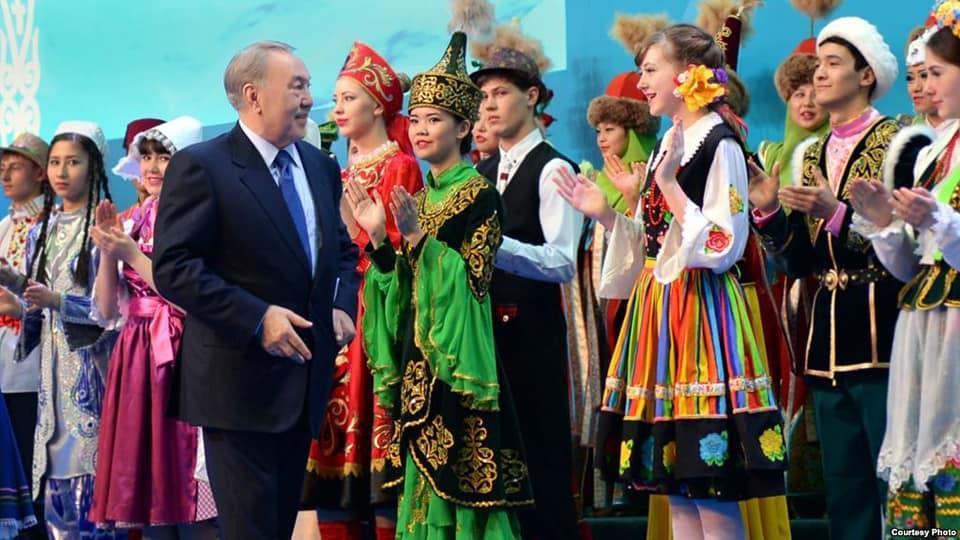 О XXIX сессии Ассамблеи народа Казахстана